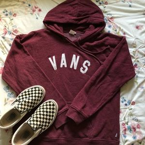 Vans Arched Sporty Pullover Hoodie